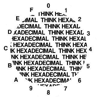 Think Hexadecimal