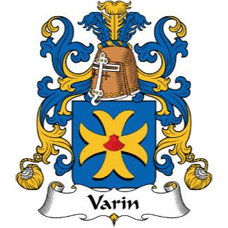 Varin Family Crest