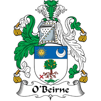 O'Beirne Coat of Arms