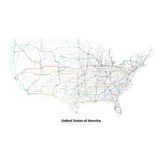 Highways of the USA