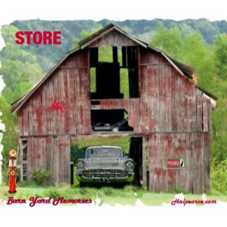 1957 Chevrolet Barn Yard Memories