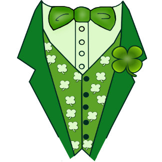 Leprechaun Vest Tshirt St Patrick's Day
