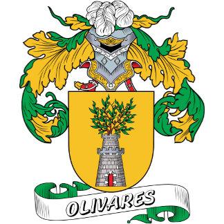 Olivares Family Crest