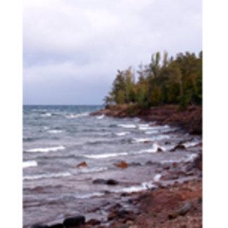 Waves of Lake Superior