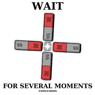 Wait For Several Moments (Quadrupole Moment)