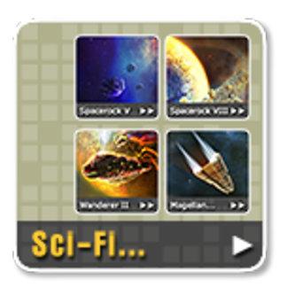 ► Sci-Fi & Space