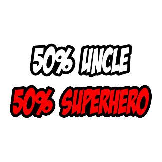 Half Uncle...Half Superhero
