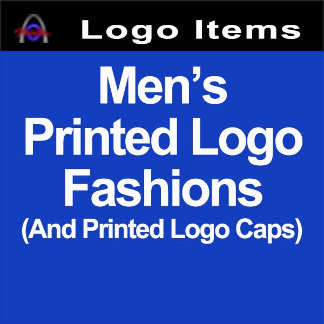 Men's Printed Logo
