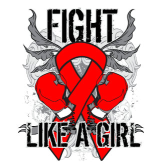 Blood Cancer Ultra Fight Like A Girl