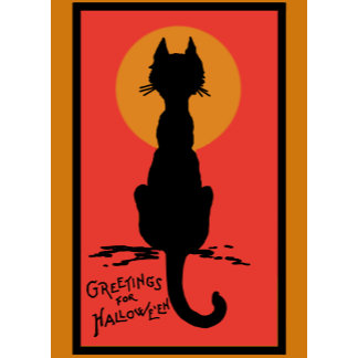 Halloween Cards & Postcards