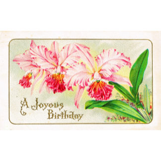 Vintage Birthdays