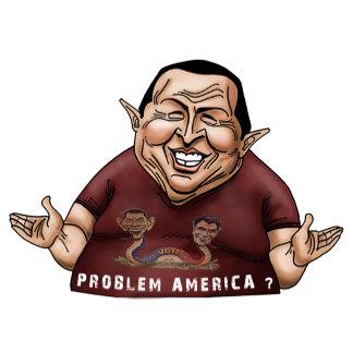 [NEW] Hugo Chavez - Problem America style
