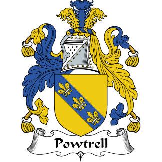 Powtrell Family Crest