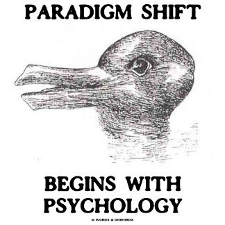 Paradigm Shift Begins With Psychology