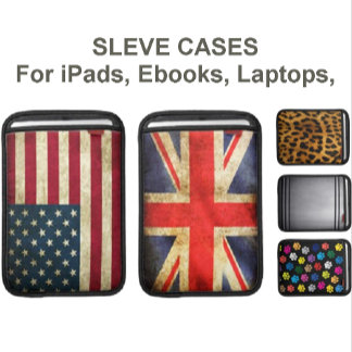 LAPTOP AND IPAD SLEEVES