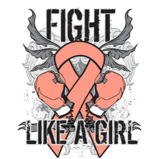Endometrial Cancer Ultra Fight Like A Girl