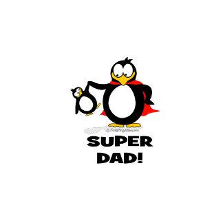 Super Dad Penguin