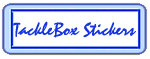 Tackle Box Stickers
