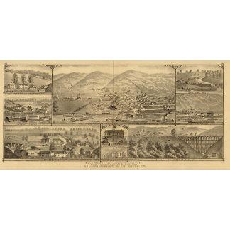 Coal works of Joseph Walton
