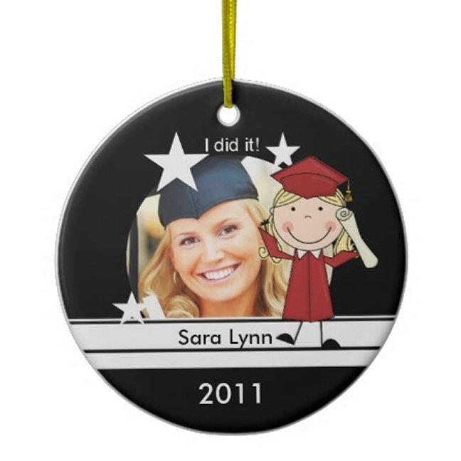 Graduation Keepsake Ornaments