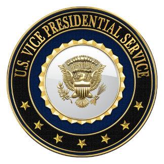 Vice Presidential Service Badge