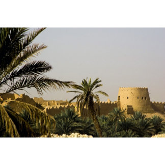 Saudi Arabia, Riyad, Al-Diriya old town of Saud