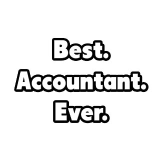 Best. Accountant. Ever.