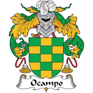 Ocampo Family Crest