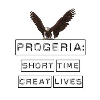 Progeria with eagle