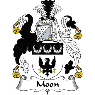 Moon Family Crest