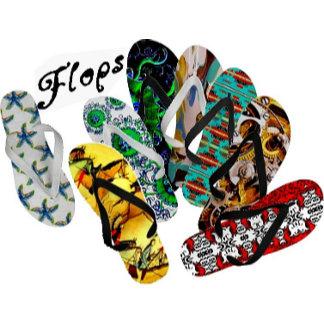 Flip Flops Sandals Thongs Beach Wedding Spa Pool