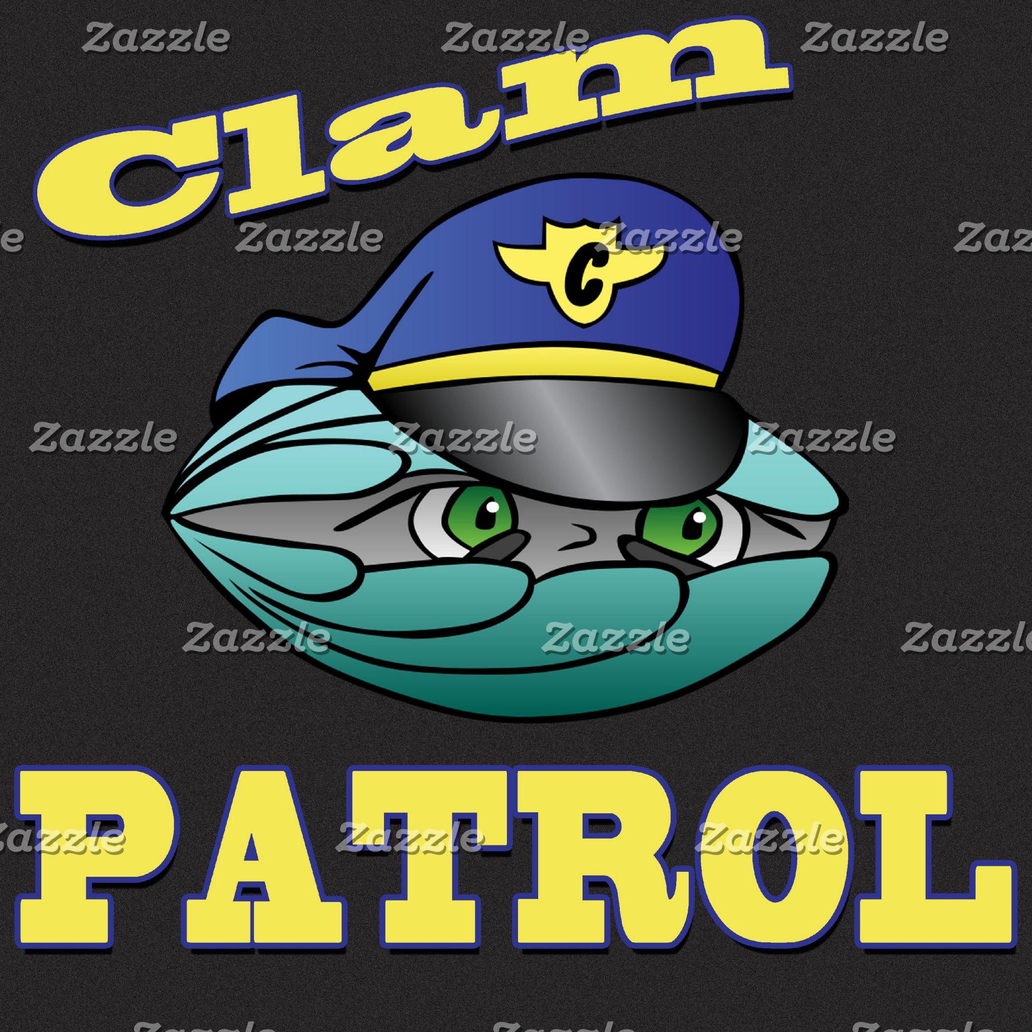 Clam Patrol