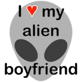 I love my alien boyfriend