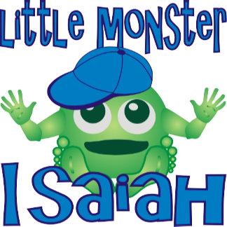 Little Monster Isaiah