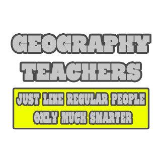 Geography Teachers...Much Smarter