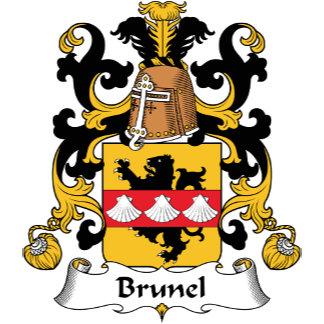Brunel Family Crest