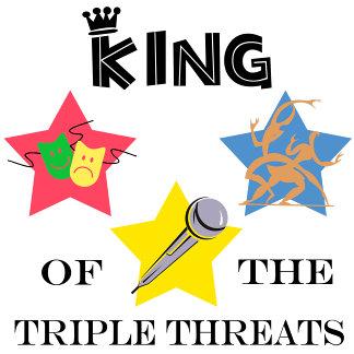 Triple Threat King