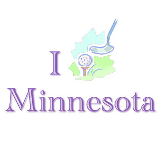 Golfing Minnesota