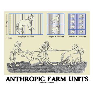 Anthropic Farm Units Measurement Units