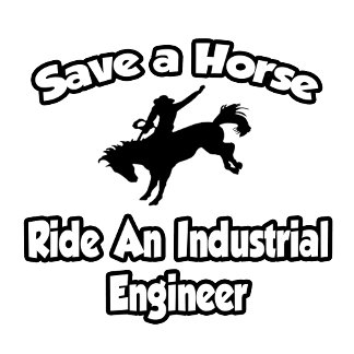 Save a Horse, Ride an Industrial Engineer