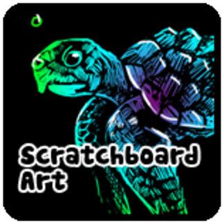 Scratchboard Art