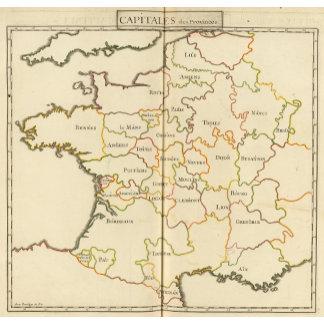 France  Capitals