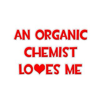 An Organic Chemist Loves Me