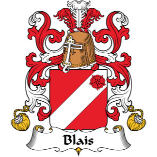 Blais Family Crest
