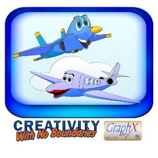 Cartoon Jets
