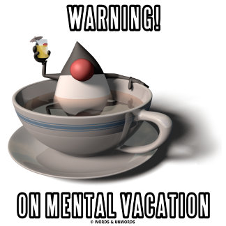 Warning! On Mental Vacation (Open Source Duke)