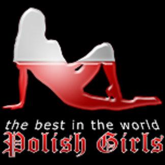 Polish Girls - white text