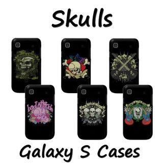 Skull Samsung Galaxy S Cases