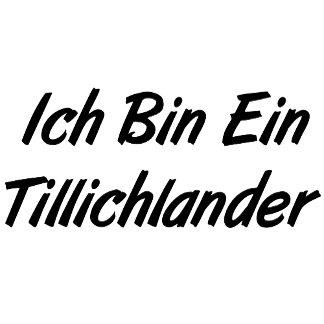 Ich Bin Ein Tillichlander