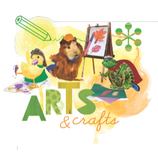 The Wonderpets - Arts and Crafts